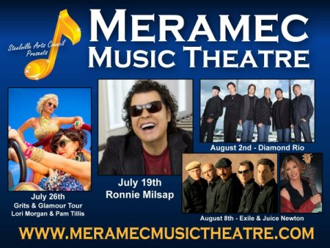 Meramec Music Theatre, Summer Series